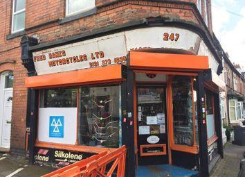 Thumbnail Parking/garage for sale in Birmingham B23, UK