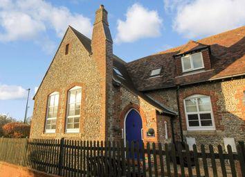Old School Mews Felpham Road, Bognor Regis PO22. 2 bed semi-detached house for sale