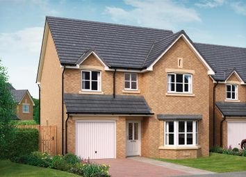"Thumbnail 4 bed detached house for sale in ""Glenmuir"" at Applegate Drive, East Kilbride, Glasgow"