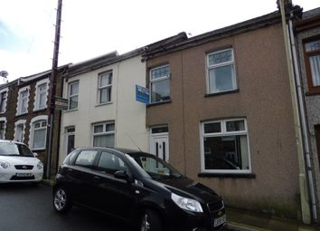 Thumbnail 3 bed terraced house for sale in Alexandra Road, Pontycymer, Bridgend