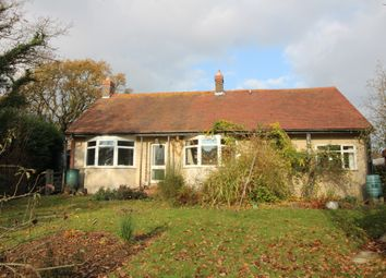 Thumbnail 3 bed detached bungalow for sale in Buckholt Lane, Near Bexhill-On-Sea