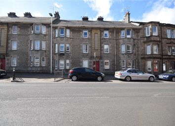 Thumbnail 2 bed flat for sale in Thornhill, Johnstone, Renfrewshire