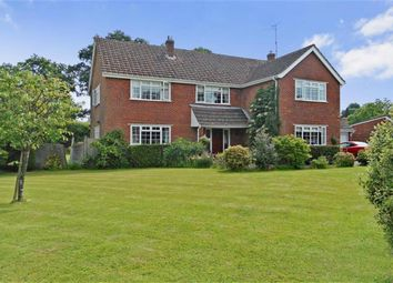 Thumbnail 4 bedroom detached house for sale in Fieldgate Close, Monks Gate, Horsham