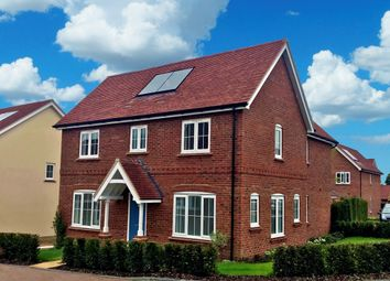 Thumbnail 3 bedroom detached house for sale in Walnut Tree Way, Off High Street, Meppershall