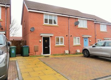 Thumbnail 2 bed end terrace house for sale in Sparrow Road, Coventry