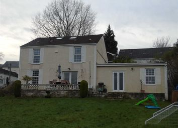 Thumbnail 3 bed detached house for sale in Cwmbath Road, Morriston, Swansea