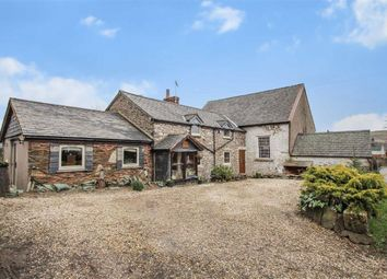 Thumbnail 3 bed detached house for sale in Llansilin, Oswestry