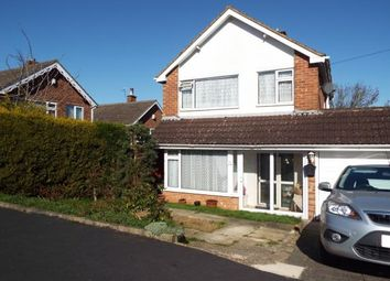 Thumbnail 3 bedroom detached house for sale in Tower View Crescent, Nuneaton, Warwickshire