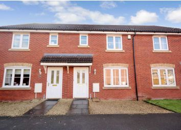 Thumbnail 3 bedroom terraced house to rent in Halton Crescent, Wroughton, Wiltshire