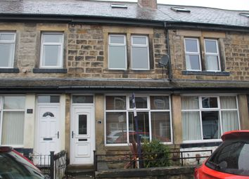 Thumbnail 3 bed terraced house to rent in Hookstone Avenue, Harrogate