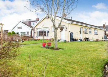 Thumbnail 3 bed detached bungalow for sale in Castle View, Bridgend, Mid Glamorgan