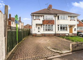Thumbnail 3 bedroom semi-detached house for sale in New Rowley Road, Dudley