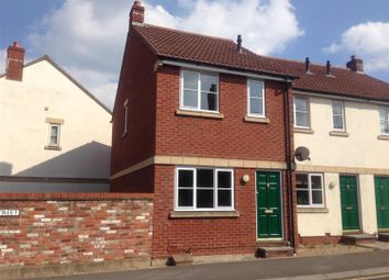 Thumbnail 2 bed end terrace house to rent in Edward Street, Westbury