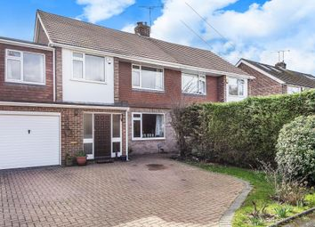 Thumbnail 4 bedroom semi-detached house for sale in Little Chalfont, Amersham