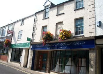 Thumbnail Retail premises for sale in Bond Street, Yeovil, Somerset