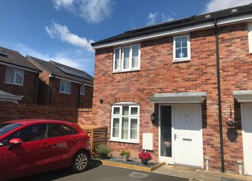 Thumbnail 3 bed semi-detached house for sale in Brython Drive, St. Mellons, Cardiff