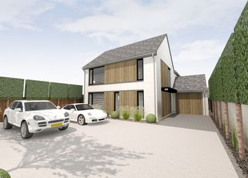 Thumbnail 4 bed detached house for sale in Station Road, Woburn Sands