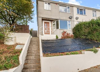 Thumbnail 3 bedroom semi-detached house for sale in Wycliffe Road, Plymouth, Devon