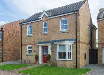 Thumbnail 4 bed detached house for sale in Pasture Close, Withernsea