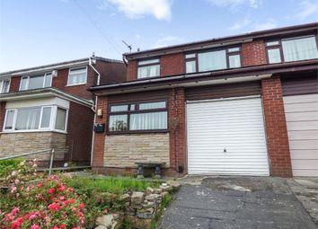 Thumbnail 3 bed semi-detached house for sale in Ashdene Rise, Oldham, Lancashire