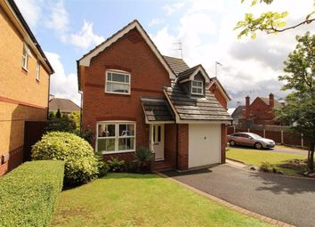 Thumbnail 3 bed detached house for sale in Thoresby Croft, Earls Keep, Dudley