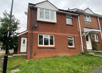 1 bed maisonette to rent in Springford Gardens, Southampton SO16