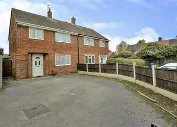 Thumbnail 3 bed semi-detached house for sale in Coniston Road, Long Eaton, Nottingham