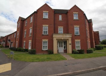 Thumbnail 2 bed flat to rent in Price Close East, Chase Meadow Square, Warwick