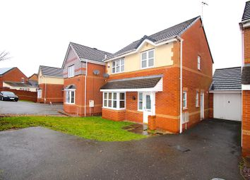 Thumbnail 3 bed detached house for sale in Jewsbury Way, Thorpe Astley, Braunstone, Leicester
