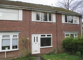 Thumbnail 2 bed town house for sale in Pine Tree Walk, Eastwood, Nottingham