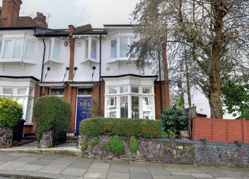 Thumbnail 4 bed end terrace house for sale in Milton Park, London