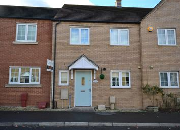Thumbnail 3 bed terraced house to rent in Rye Close, Littleport, Ely