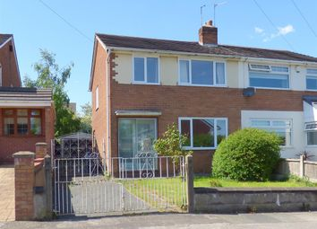 Thumbnail 3 bed semi-detached house for sale in Fernbank Avenue, Huyton, Liverpool