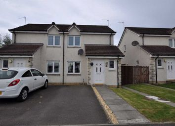 Thumbnail 2 bed semi-detached house for sale in 31 Bellevue Park, Alloa, 1Lb, UK