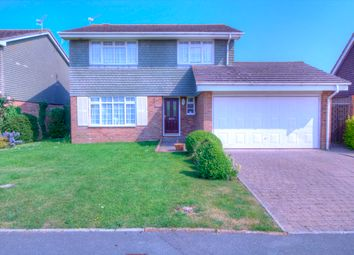 Thumbnail 4 bed detached house for sale in Trelawny Way, Bembridge
