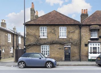 Thumbnail 4 bed semi-detached house for sale in The Broadway, Laleham, Staines-Upon-Thames
