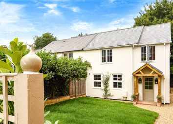 Thumbnail 4 bed semi-detached house for sale in Lower Village Road, Sunninghill, Berkshire