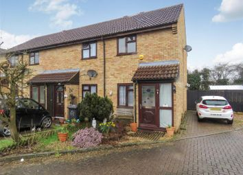 Thumbnail 2 bed end terrace house for sale in Swallowfield, Wyboston, Bedford
