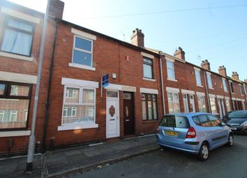 Thumbnail 2 bed terraced house for sale in Woodward Street, Stoke-On-Trent