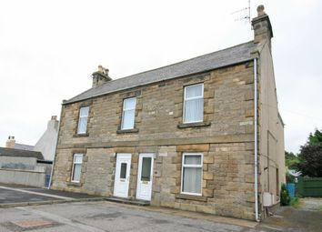 Thumbnail 2 bed flat for sale in 14 East High Street, Portgordon