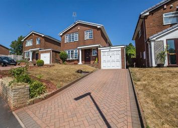Thumbnail 4 bed detached house for sale in Ashenhurst Way, Leek