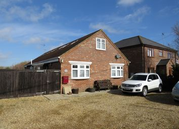 Thumbnail 5 bed detached house for sale in The Drove, Barroway Drove, Downham Market