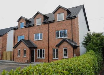 Thumbnail 4 bed terraced house for sale in Old Dundonald Road, Dundonald, Belfast