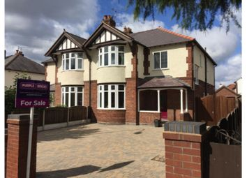 4 bed semi-detached house for sale in Vicars Cross Road, Chester CH3