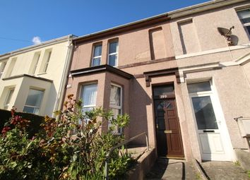 Thumbnail 2 bed terraced house for sale in Old Laira Road, Laira, Plymouth
