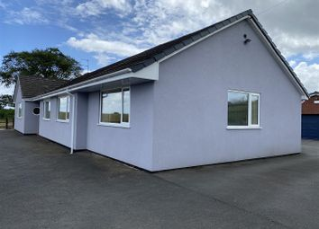 Thumbnail 4 bed detached bungalow to rent in Gorst Hill, Rock, Kidderminster