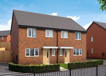 "Thumbnail 3 bedroom property for sale in ""The Kellington At Bridgewater Gardens"" at Castlefields Avenue East, Runcorn"