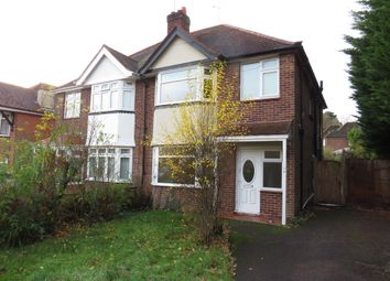 Thumbnail 3 bed semi-detached house for sale in Glenfield Avenue, Southampton