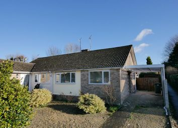 Thumbnail 2 bed bungalow to rent in Tinglesfield, Stratton, Cirencester