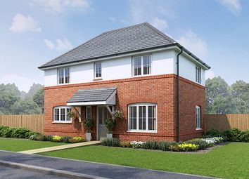 Thumbnail 3 bed detached house for sale in The Pulford A, Rossmore Road East, Ellesmere Port, Cheshire